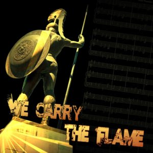 Various Artists - We Carry the Flame - Compact Disk CD