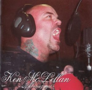 Ken McLellan - If I ever forget - Compact Disc