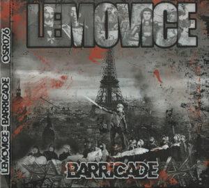 Lemovice - Barricade - Compact Disc
