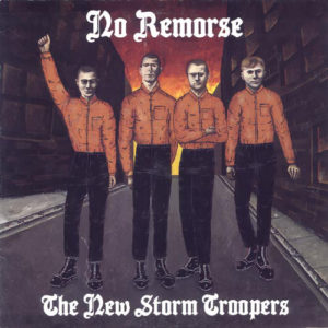No Remorse - The New Stormtrooper - Compact Disc