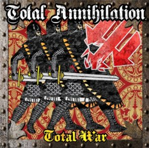 Total Annihilation - Total War - Compact Disc
