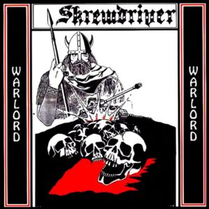 Skrewdriver - Warlord - Compact Disc