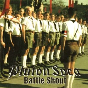 Pluton Svea - Battle Shout - Compact Disc