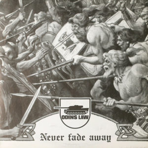 Odins Law - Never Fade Away - EP (Black)