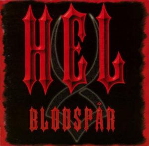 HEL - Blodspår - LP (Black)