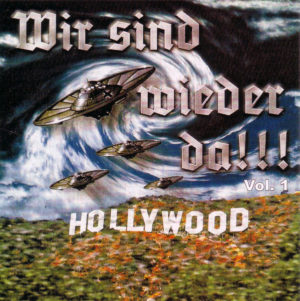Various Artists - Wir Sind Wieder Da!!! - Vol.1
