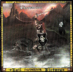 Skrewdriver - Hail Victory