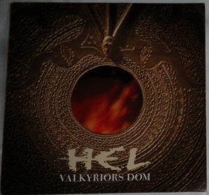 HEL - Valkyriors Dom - LP (Black)