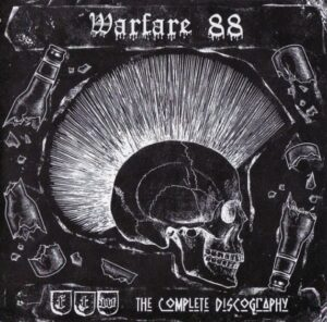 Warfare 88 - The Complete Discography