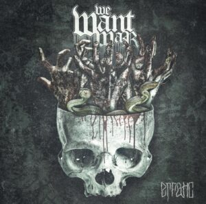 We Want War - Erratic - Digi Pack