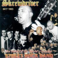 Skrewdriver - Rockumentary