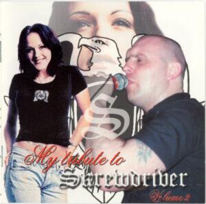 Saga - My Tribute to Skrewdriver Vol.2