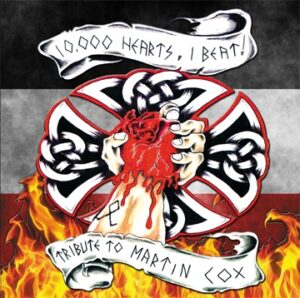 10,000 Hearts, One Beat - A Tribute to Martin Cox