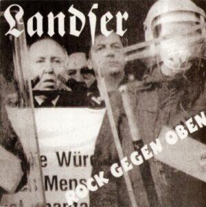 Landser - Rock gegen Oben / Deutsche Wut