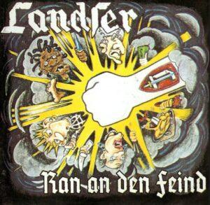 Landser - Ran an den Feind - Compact Disc