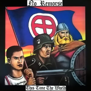 No Remorse - This Time the World - Compact Disk - CD