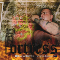 Fortress-Live-at-Bar-'33-CD-Compact-Disk