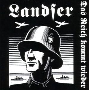 Landser - Das Reich Kommt Wieder - Compact Disk CD
