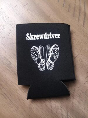 Skrewdriver - Beer Can Koozie