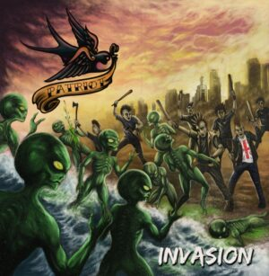 Patriot - Invasion - Compact Disk CD