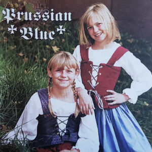 Prussian Blue ‎- Fragment Of The Future - Compact Disk CD