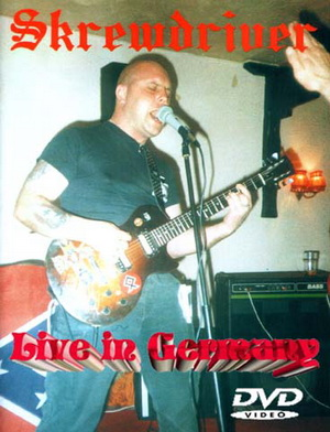Skrewdriver - Live in Germany - DVD