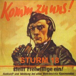 Sturm 18 - Komm zu uns!