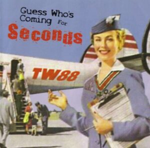 VA - Guess Who`s Coming...For Seconds - Compact Disk CD