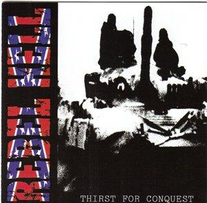 Rebel Hell - Thirst for Conquest - Compact CD