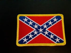 Confederate Flag - Patch