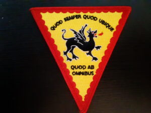 Quod semper, Quod ubique, Quod ab omnibus patch