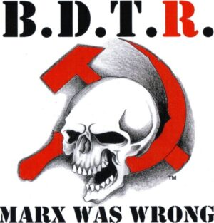 Better Dead Than Red - Marx Was Wrong - Compact Disc