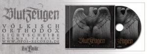 Blutzeugen - Völkisch Orthodox - Compact Disc