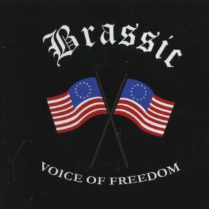 Brassic - Voice of freedom - Compact Disc