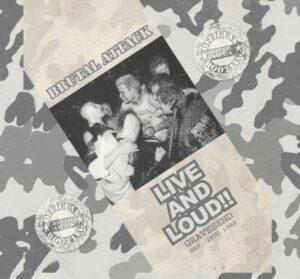 BRUTAL ATTACK - LIVE & LOUD 1982