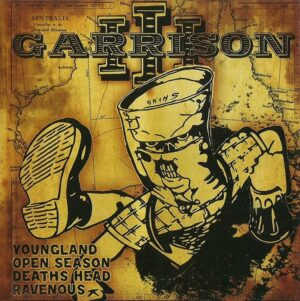 Deaths Head, Open Season, Ravenous, Youngland - Garrison III - Compact Disc