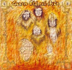 Hel & Ultima Thule - Genom Eld Och Aska - Compact Disc