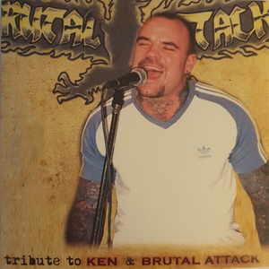 Kolovrat & Frakass ‎- Tribute To Ken & Brutal Attack - Vinyl Black EP