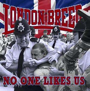 London Breed - No One Likes Us - Compact Disc