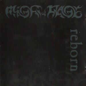Might of Rage - Reborn - Compact Disc