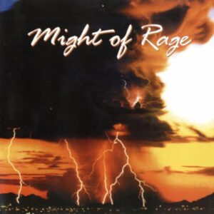 Might of Rage - When the storm comes down - Compact Disc