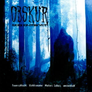Obskur - Seelentrost - Compact Disc