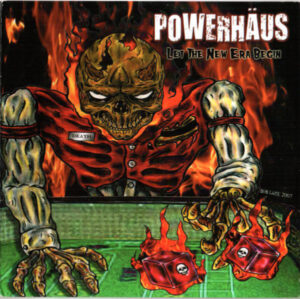 Powerhäus - Let The New Era Begin - Compact Disc