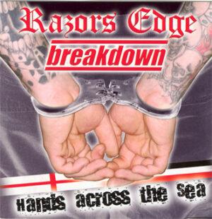 Razors Edge& Breakdown -Hands Across The Sea