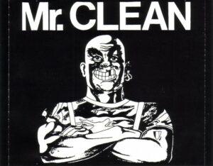 Skinkorps - Mr. Clean
