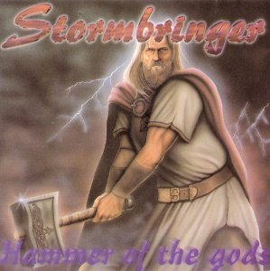 Stormbringer - Hammer of the gods - Compact Disc