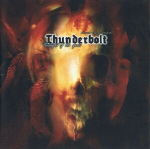 Thunderbolt - Twilight of the gods - Compact Disc
