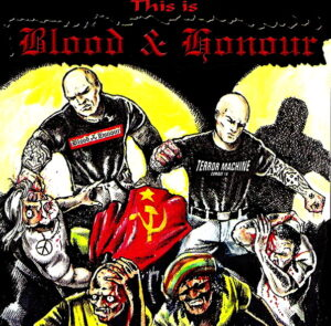 VA - This Is Blood & Honour - Compact Disc