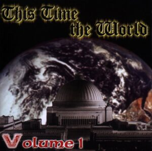 VA - This time the world - Compact Disc