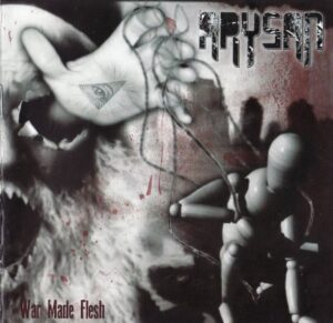 Arysan - War Made Flesh - Compact Disc